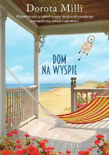 Okładka książki Dom na wyspie