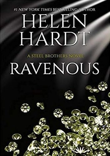 Okładka książki Ravenous