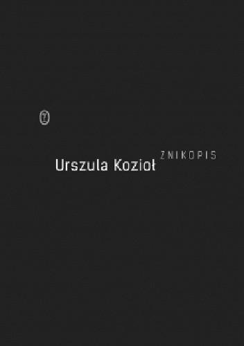 Okładka książki Znikopis