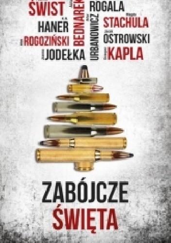 Okładka książki Zabójcze Święta