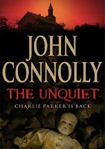 Okładka książki The Unquiet