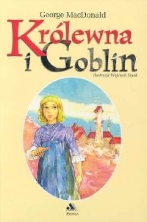 Okładka książki Królewna i goblin