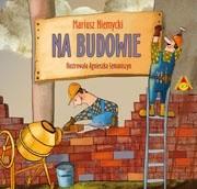 Okładka książki Na budowie