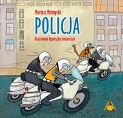 Okładka książki Policja