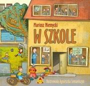 Okładka książki W szkole