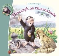 Okładka książki Deszczyk na zmartwienie