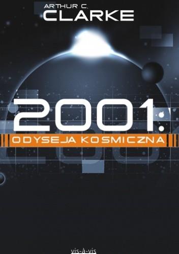 Okładka książki 2001: Odyseja kosmiczna
