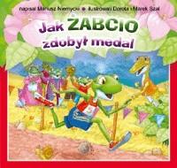 Okładka książki Jak Żabcio zdobył medal