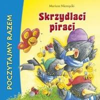 Okładka książki Skrzydlaci piraci