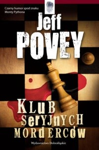 Okładka książki Klub seryjnych morderców