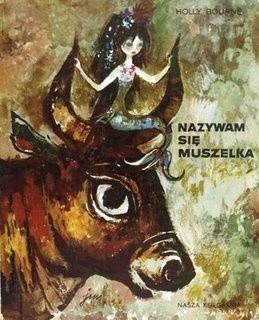 Okładka książki Nazywam się Muszelka
