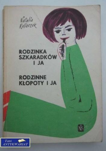 Okładka książki Rodzinka Szkaradków i ja