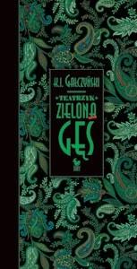 Okładka książki Teatrzyk Zielona Gęś