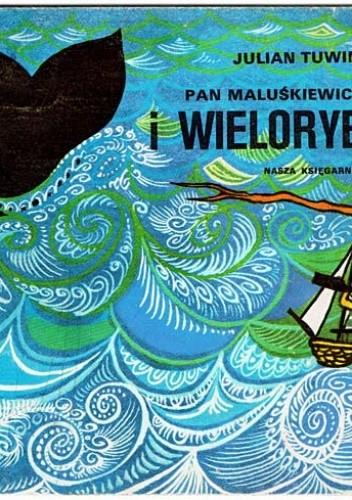 Okładka książki Pan Maluśkiewicz i wieloryb