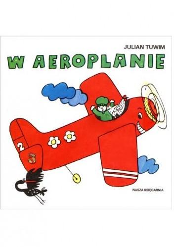 Okładka książki W aeroplanie