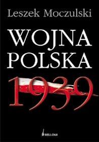 Okładka książki Wojna Polska 1939
