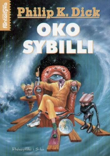 Okładka książki Oko Sybilli