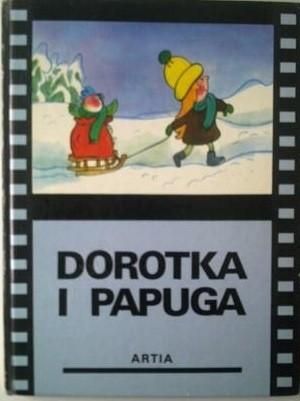 Okładka książki Dorotka i papuga