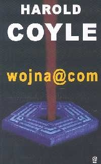 Okładka książki wojna@com