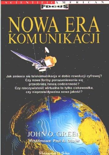 Okładka książki Nowa era komunikacji