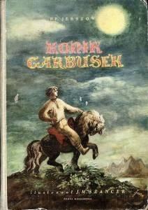 Okładka książki Konik Garbusek