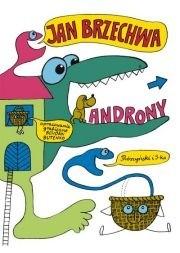 Okładka książki Androny