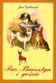 Okładka książki Puc, Bursztyn i goście