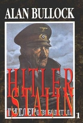 Okładka książki Hitler i Stalin: żywoty równoległe