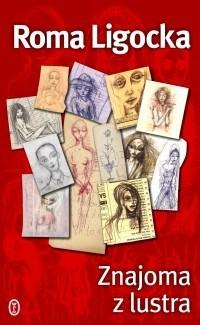 Okładka książki Znajoma z lustra