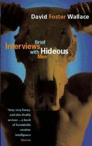 Okładka książki Brief Interviews With Hideous Men