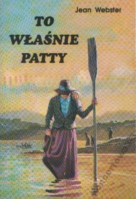 Okładka książki To właśnie Patty