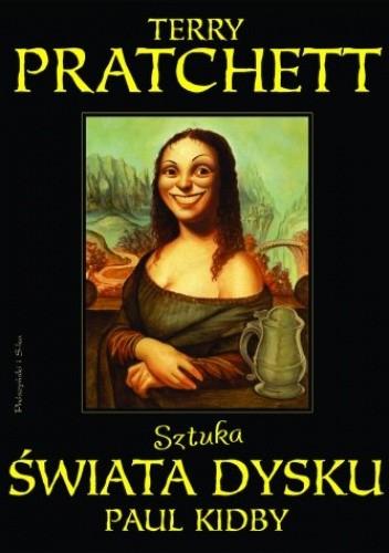 Okładka książki Sztuka Świata Dysku