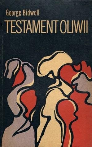 Okładka książki Testament Oliwii