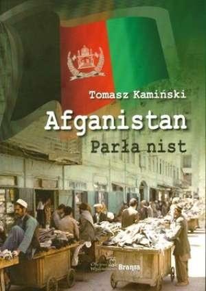 Okładka książki Afganistan : parła nist