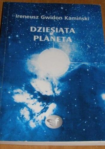 Okładka książki Dziesiąta planeta
