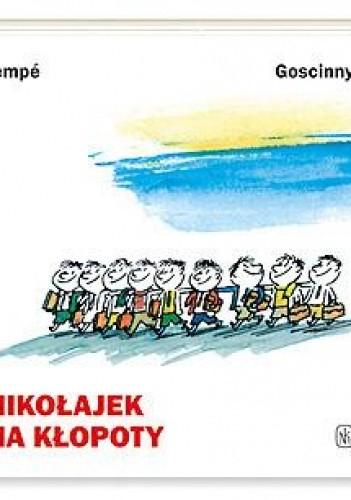 Okładka książki Mikołajek ma kłopoty