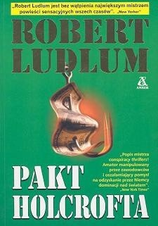Okładka książki Pakt Holcrofta