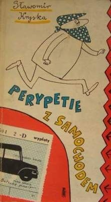 Okładka książki Perypetie z samochodem