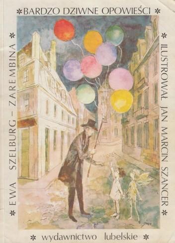 Okładka książki Bardzo dziwne opowieści