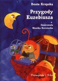 Okładka książki Przygody Euzebiusza