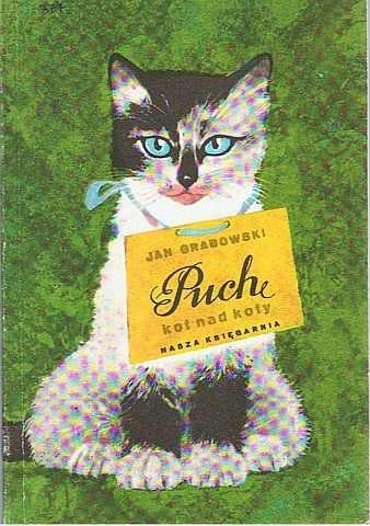 Okładka książki Puch, kot nad koty