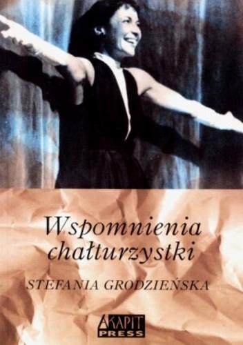 Okładka książki Wspomnienia chałturzystki