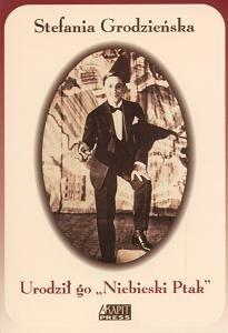 Okładka książki Urodził go