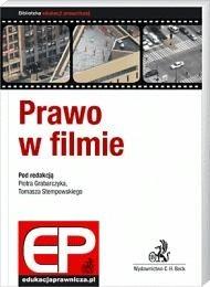 Okładka książki Prawo w filmie