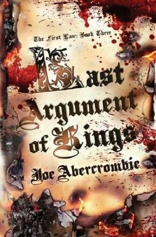 Okładka książki Last Argument of Kings