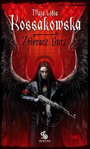 Okładka książki Zbieracz Burz, Tom 1