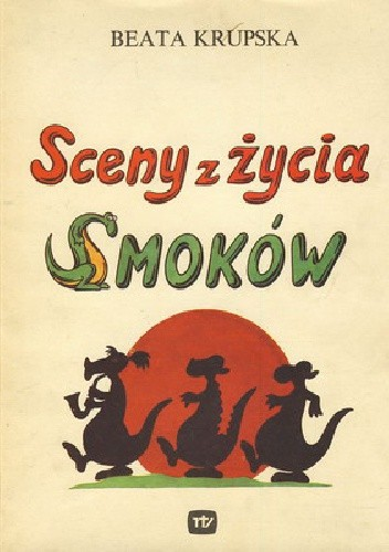 Okładka książki Sceny z życia smoków