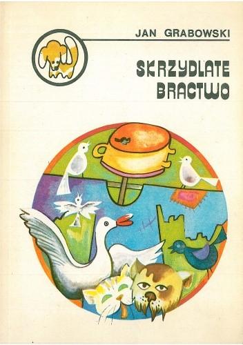 Okładka książki Skrzydlate Bractwo