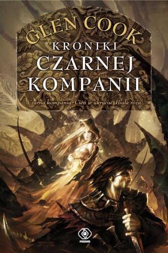Okładka książki Kroniki Czarnej Kompanii