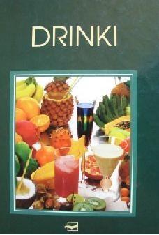 Okładka książki Drinki